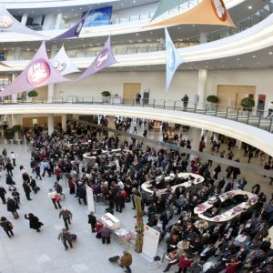 Padiglione della Spielwarenmesse - Fiera del Giocattolo di Norimberga