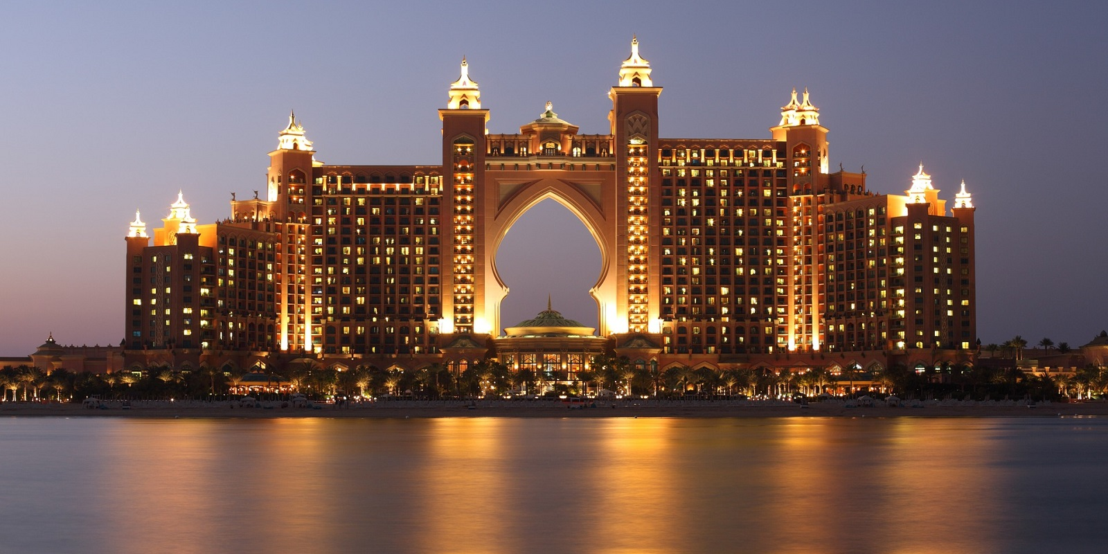 Hotel Atlantis The Palm a Dubai