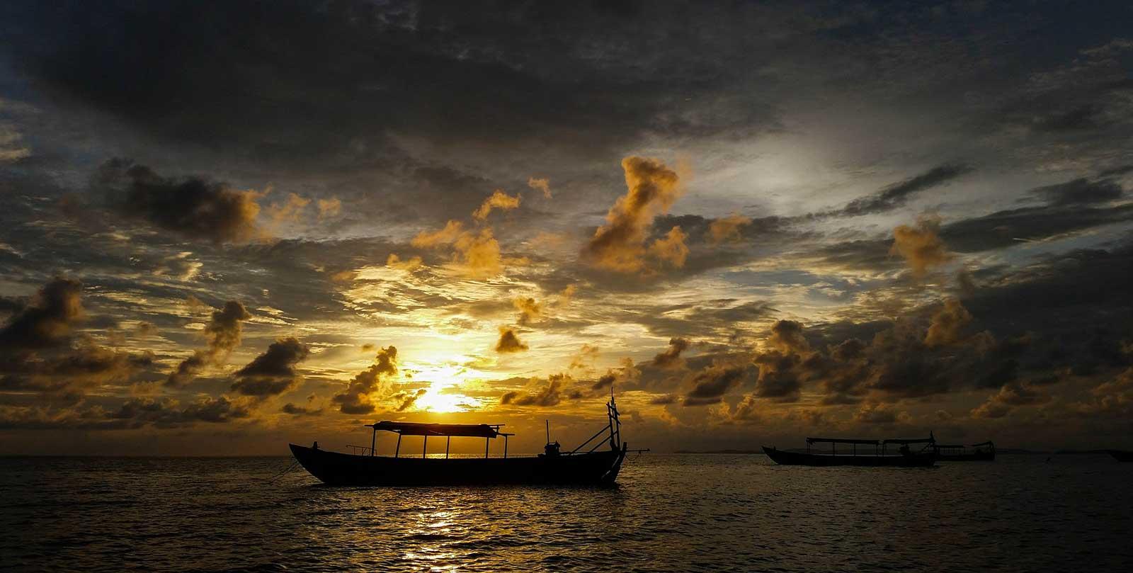 viaggio in Cambogia spiagge