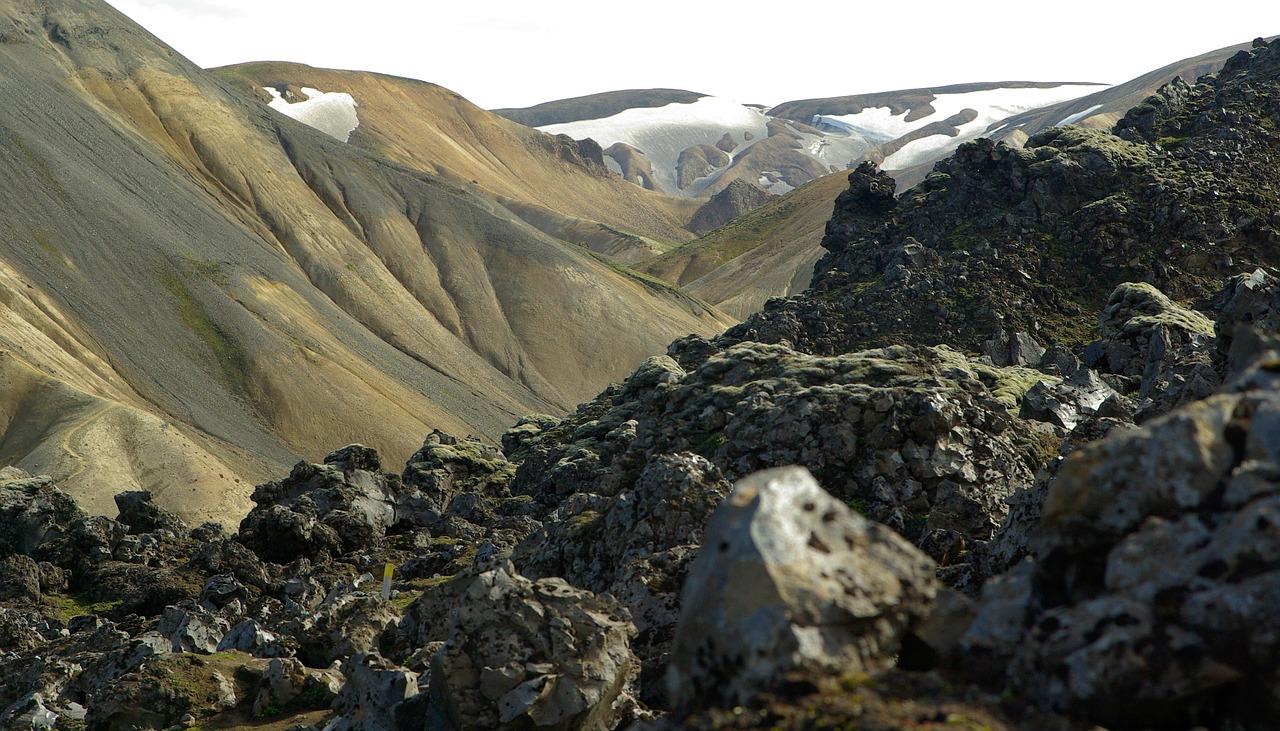 Islanda le Highlands