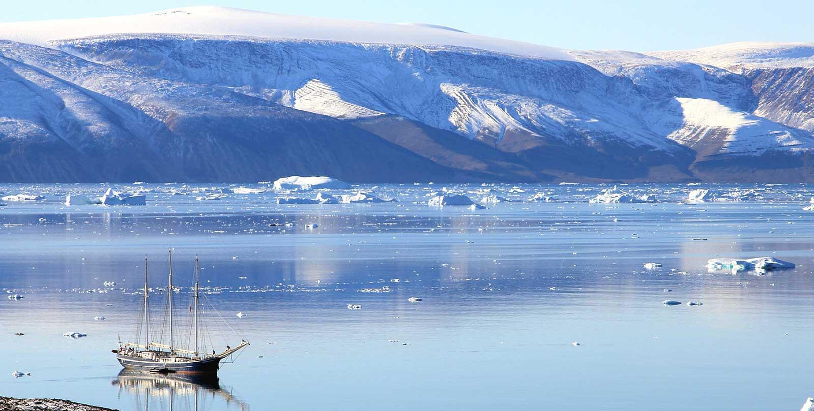 destinazione groenlandia
