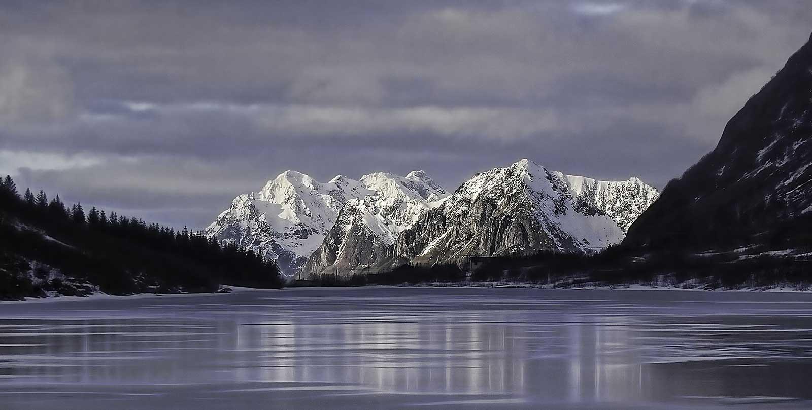 isole lofoten norvegia