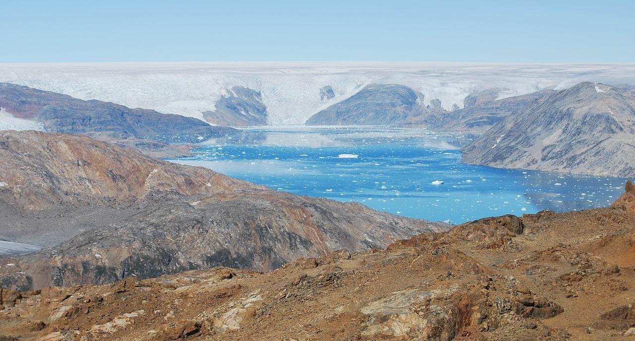 Ghiacciaio della Groenlandia