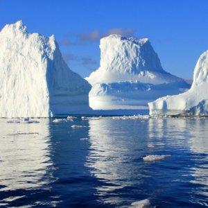 Iceberg in Groenlandia