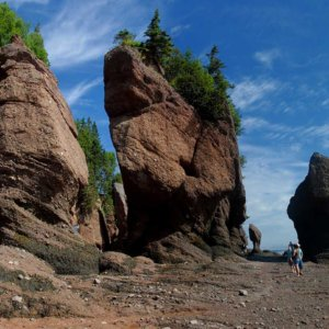baia di fundy hopewell